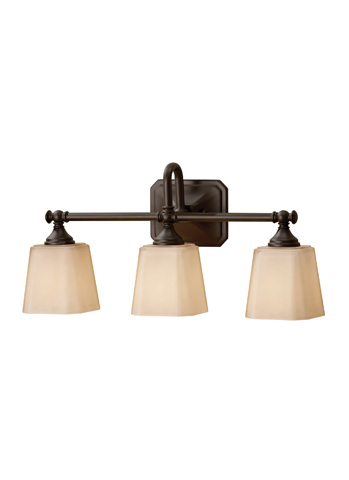 Feiss - Three-Light Vanity Strip - VS19703-ORB