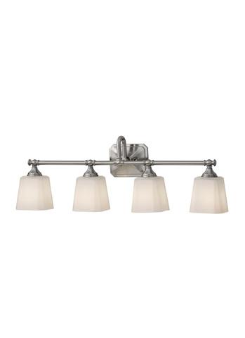Feiss - Four-Light Vanity Strip - VS19704-BS