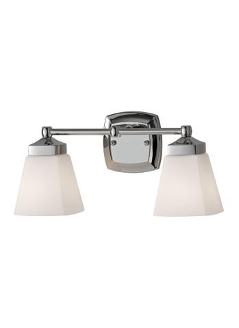 Feiss - Two-Light Vanity Strip - VS19902-PN