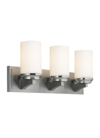 Feiss - Three - Light Amalia Vanity Strip - VS46003-BS