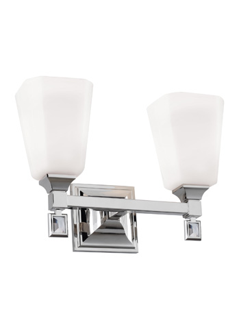 Feiss - Two - Light Sophie Vanity Fixture - VS47002-PN