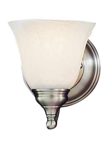 Feiss - One - Light Vanity Fixture - VS6701-PW