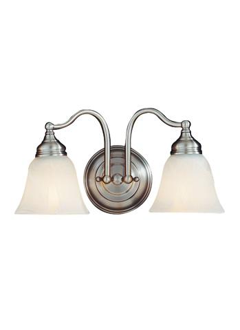 Feiss - Two - Light Vanity Fixture - VS6702-PW
