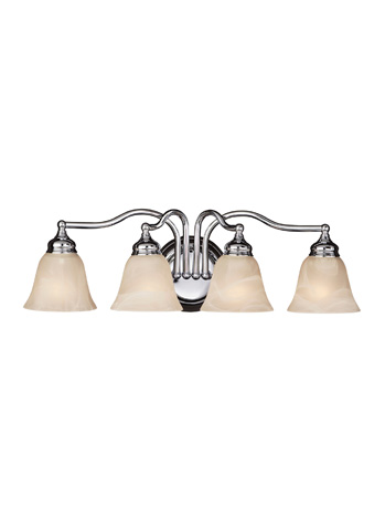 Feiss - Four - Light Vanity Fixture - VS6704-CH