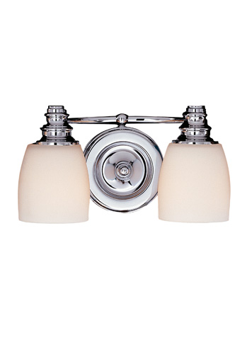 Feiss - Two - Light Vanity Fixture - VS7402-CH