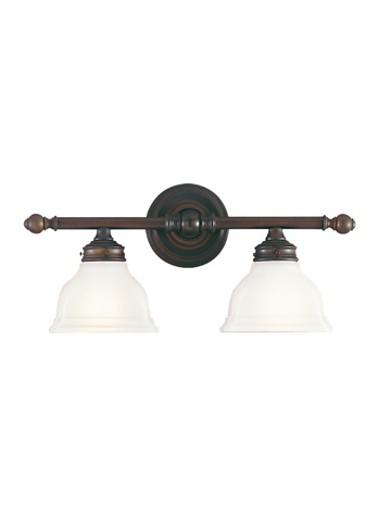 Feiss - Two - Light Vanity Fixture - VS7702-ORB