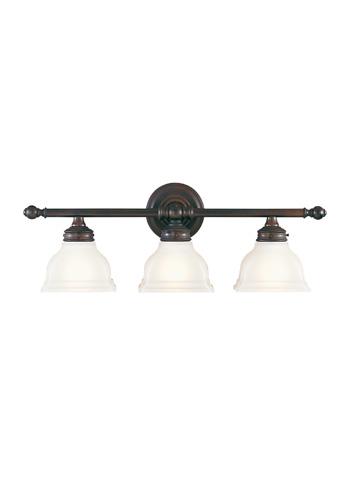 Feiss - Three - Light Vanity Fixture - VS7703-ORB