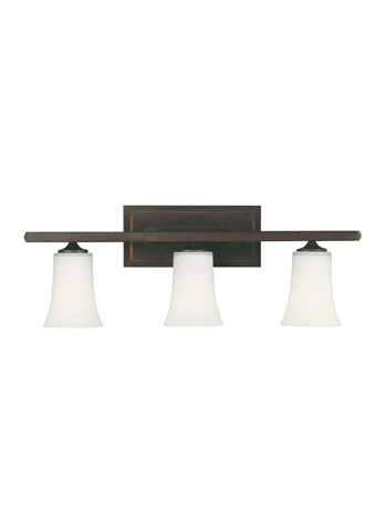 Feiss - Three - Light Vanity Fixture - VS8703-ORB