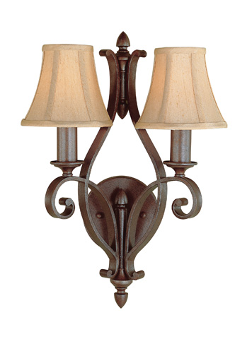 Feiss - Two - Light Sconce - WB1195CB