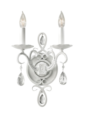 Feiss - Two - Light Sconce - WB1227SGW