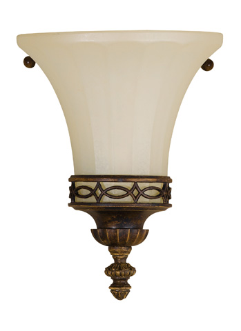 Feiss - One - Light Sconce - WB1330WAL