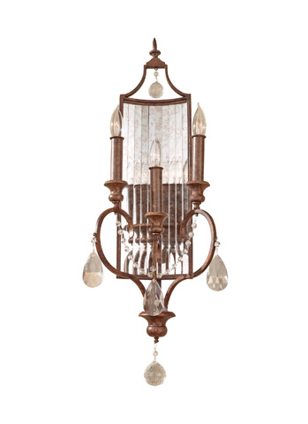 Feiss - Three - Light Sconce - WB1448MBZ