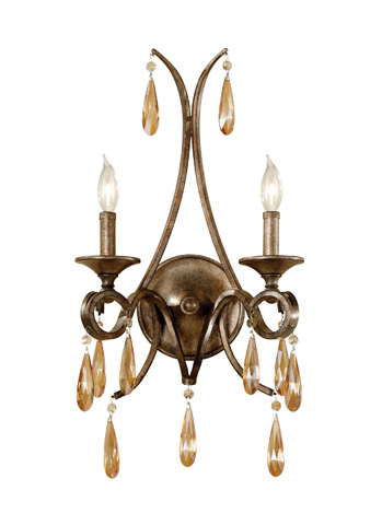 Feiss - Two - Light Sconce - WB1563GIS