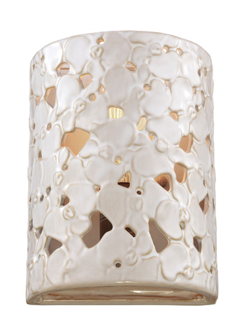 Feiss - One - Light Sconce - WB1738WTPC/BD