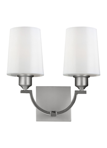 Feiss - Two - Light Sconce - WB1760SN/PN