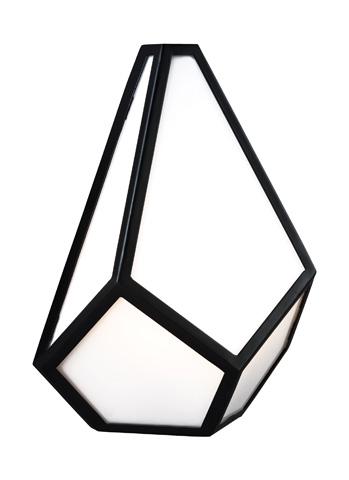 Feiss - One - Light Sconce - WB1770BK