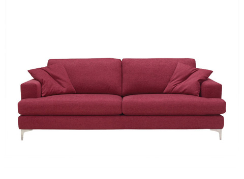 Muse - Loveseat and Pillow - MU-A8038-2S+2PW