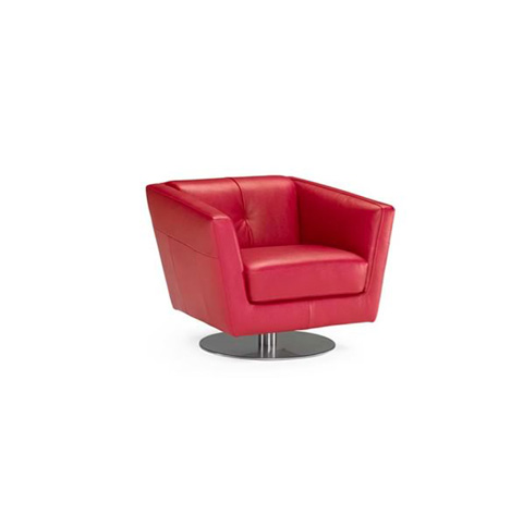 Natuzzi Editions - Swivel Chair - B617066