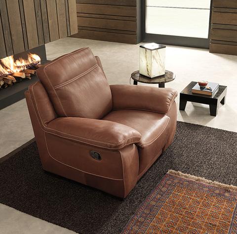 Natuzzi Editions - Club Chair - B875003