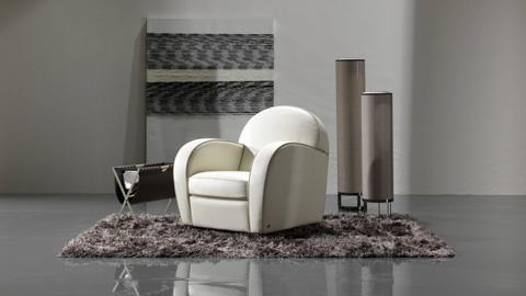 Natuzzi Italia - Aris Chair - 1681003