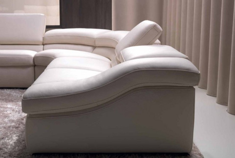 Natuzzi Italia - Wave Sectional - 2547018/2547029/2547019