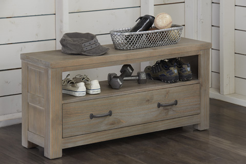 Image of Dressing Bench