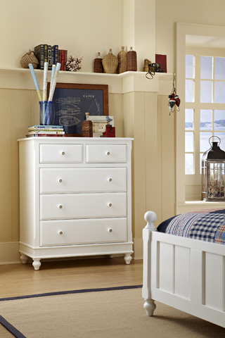 Image of Five Drawer Chest