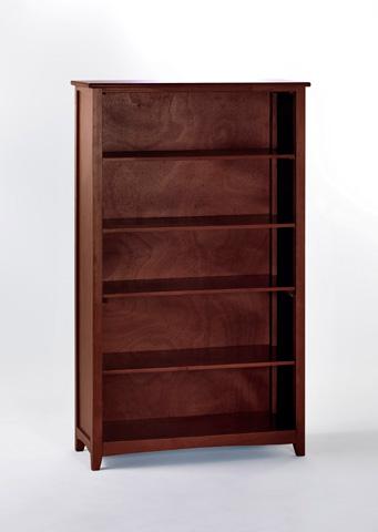 NE Kids - Tall Vertical Bookcase - 4560