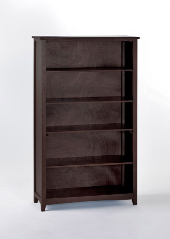 Image of Tall Vertical Bookcase