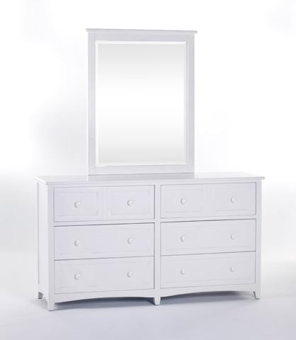 NE Kids - Six Drawer Dresser - 7500