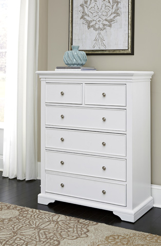 Image of Six Drawer Chest
