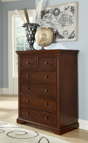 NE Kids - Six Drawer Chest - 9520