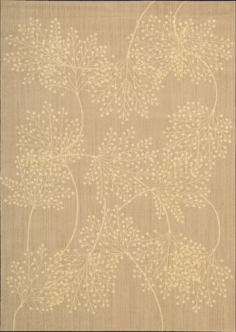 Nourison Industries, Inc. - Sand Rectangle Rug - 99446019820