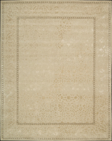 Nourison Industries, Inc. - Ivory Rectangle Rug - 99446023131