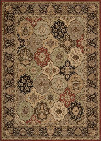 Nourison Industries, Inc. - Multicolor Rectangle Rug - 99446042811