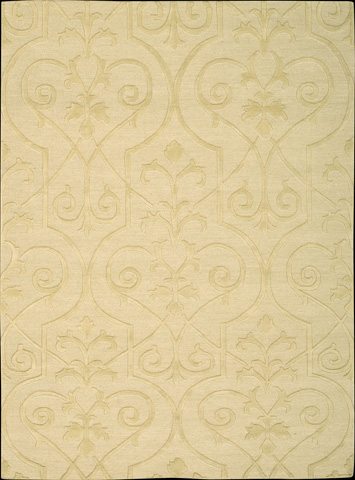 Nourison Industries, Inc. - Straw Rectangle Rug - 99446047274