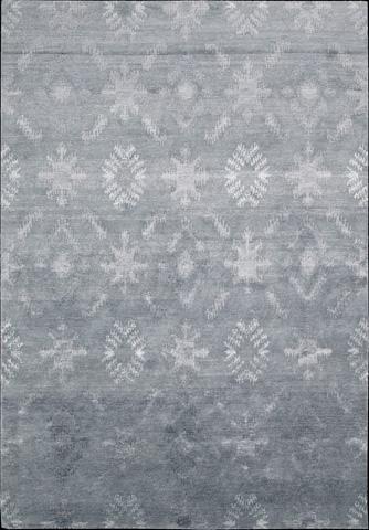 Nourison Industries, Inc. - Blue Rectangle Rug - 99446062413