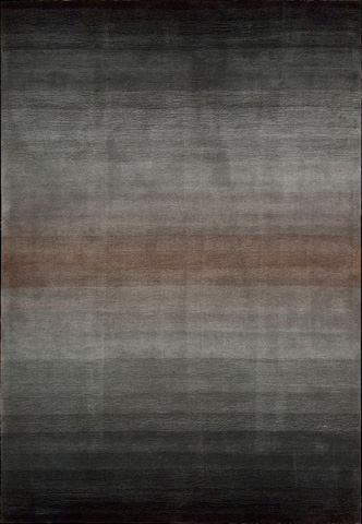 Nourison Industries, Inc. - Grey Rectangle Rug - 99446066503