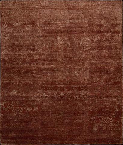 Nourison Industries, Inc. - Rust Rectangle Rug - 99446067425