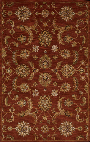 Nourison Industries, Inc. - Brick Rectangle Rug - 99446102966