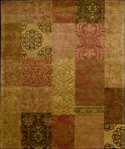 Nourison Industries, Inc. - Multicolor Rectangle Rug - 99446112934