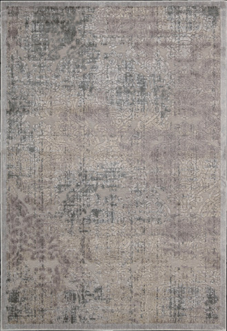 Nourison Industries, Inc. - Grey Rectangle Rug - 99446131553