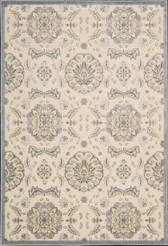 Nourison Industries, Inc. - Ivory Rectangle Rug - 99446132116