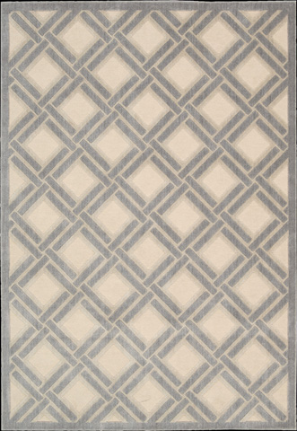 Nourison Industries, Inc. - Ivory Rectangle Rug - 99446160645