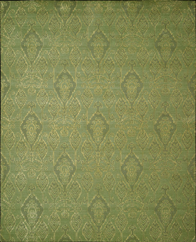 Nourison Industries, Inc. - Seafoam Rectangle Rug - 99446180001