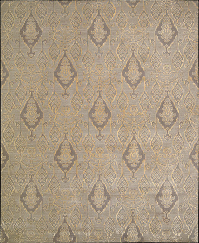 Nourison Industries, Inc. - Grey Rectangle Rug - 99446180148