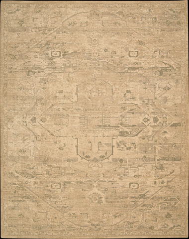 Nourison Industries, Inc. - Sand Rectangle Rug - 99446189004