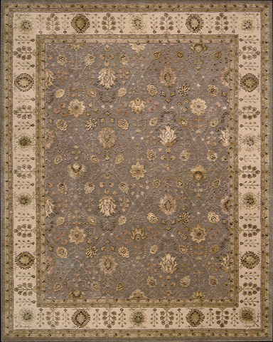 Nourison Industries, Inc. - Taupe Rectangle Rug - 99446192097