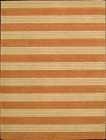 Nourison Industries, Inc. - Pumpkin Rectangle Rug - 99446202000