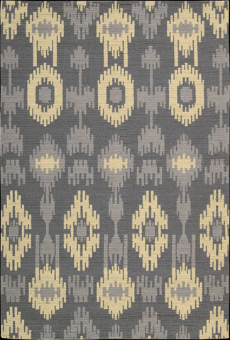 Nourison Industries, Inc. - Pebble Rectangle Rug - 99446204059